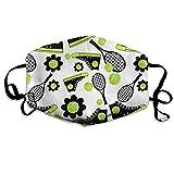 Mundschutz Tennisschuhe FaceDust FilterMouth CoverElastic Ear Loop