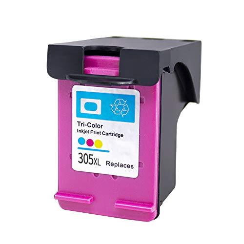 Reemplazo de cartuchos de tinta compatible Adecuado para 305xl, para 2700 2710 2720 2723 2724 4110 Impresora 1*color