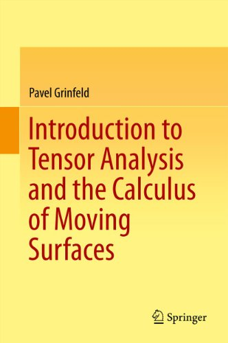 Introduction to Tensor Analysis and the Calculus of Moving Surfaces (English Edition)