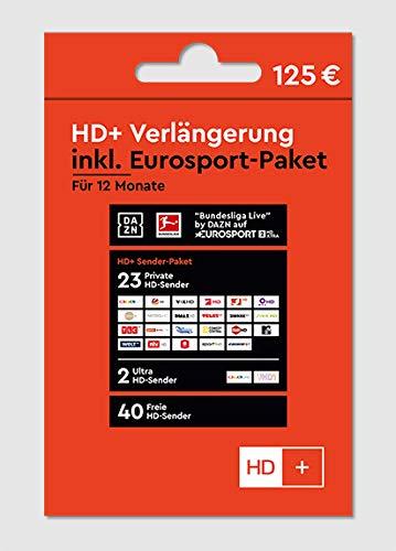 HD+ Sender-Paket inkl. Eurosport-Paket