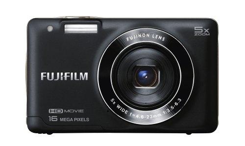 Fujifilm FinePix JX660 16 MP Digital Camera with 3.0-Inch LCD (Black)