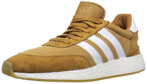 adidas Originals Men's I-5923 Shoe, mesa/White/Gum, 10 M US