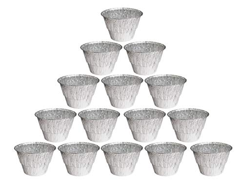BIG PART 15-Pack Disposable Grease Bucket Liner Replacement for Camp Chef Wood Pellet Grills,Smokers BBQ Accessories