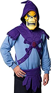 Skeletor Hoodie Costume for Adults