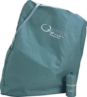 OSTRICH(オーストリッチ) 輪行袋 [ロード320] グレー リア用エンド金具(旧)付属