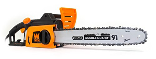 WEN 4017 Electric Professional Chainsaw, 16