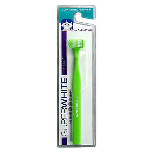 Dr. Lohmann Superbrush 3-Kopf-Zahnbürste für Kinder, 1 St