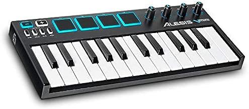 Alesis V Mini MIDI Controller, MultiColored