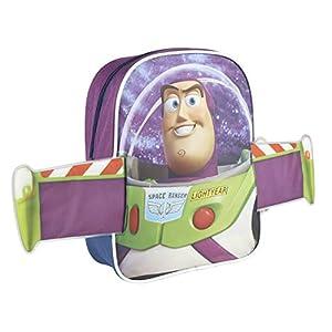 Artesania Cerda Personaje Toy Story Buzz Lightyear, Mochila Infantil, 31 cm, Azul