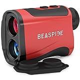 Télémètre Golf Chasse 1000M 7X Grossissement, Laser Range Finder Télescope Rechargeable 1100 Yards avec Verrouillage du Mât, Distance, Angle, Vitesse et Mesure Rapide