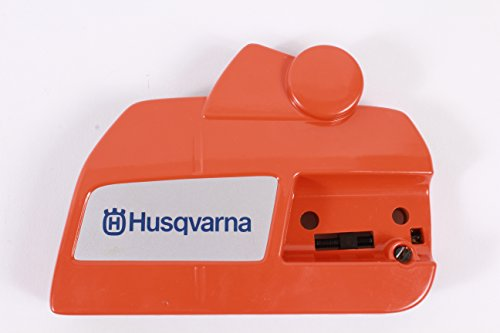 Husqvarna 537286301 Chainsaw Clutch Cover with Brake 455, 460