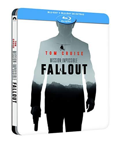 Misión Imposible 6 Fallout - Edición Limitada Metal (BD + BD Extras) [Blu-ray]