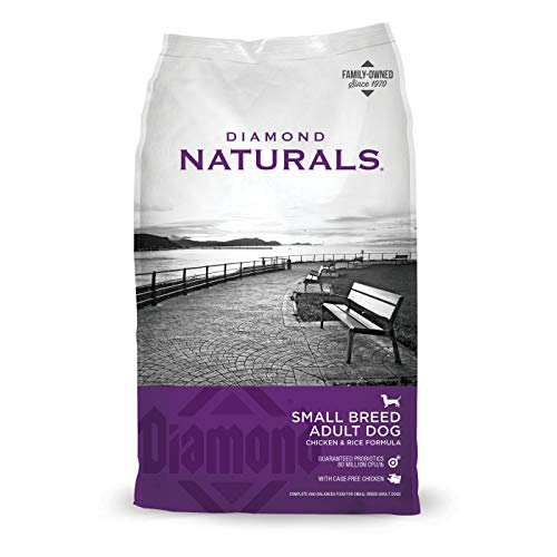 Diamond Naturals Small Breed Dog Real Chicken Formula