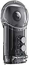 Insta360 Underwater Case for One X, 1/4 Inch Socket, Waterproof up to 30 Meters Deep
