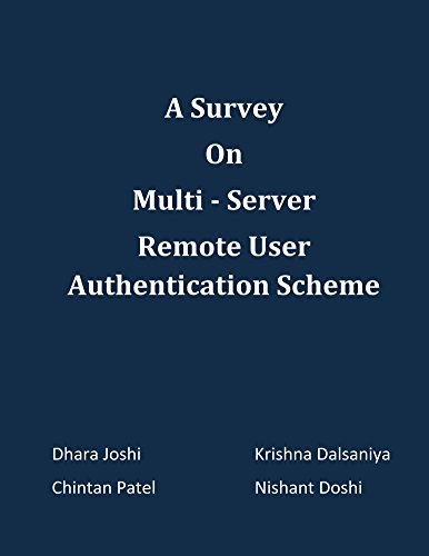 A Survey on Multi-Server Remote User Authentication Scheme (English Edition)