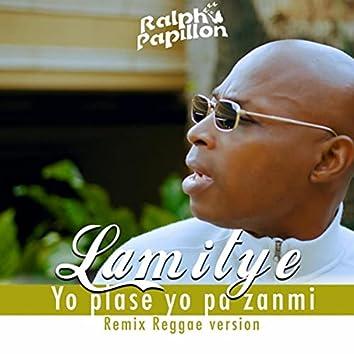 Lamitye (Yo Plase yo pa Zanmi) [Remix Reggae Version]