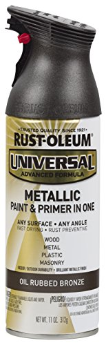 Our #4 Pick is the Rust-Oleum Universal All Surface Spray Paint