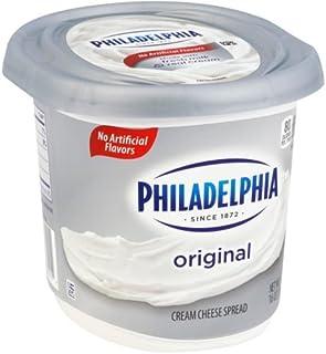 Philadelphia Original Full Fat Cream Cheese Spread, 1 Pound -- 6 per case.