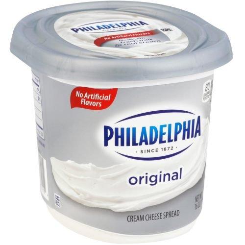 Philadelphia Full Fat Cream Cheese