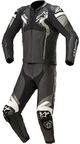Alpinestars Atem V4 - Mono de piel para moto de 2 piezas,...