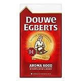 Gemahlener Kaffee | Douwe Egberts | Aroma Rot Dunkel Filterkaffee | Gesamtgewicht 500 Gramm