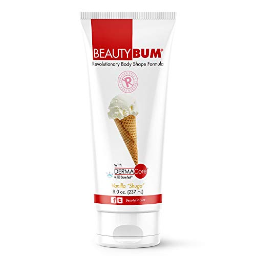 Beauty Fit Beautybum Fat Burning Cream for Belly, Anti-Cellulite, Muscle Toning Lotion, Slimming Sweat Cream for Men and Women