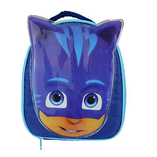 PJ Masks - Fiambrera/Lunchera diseño Catboy para niños y