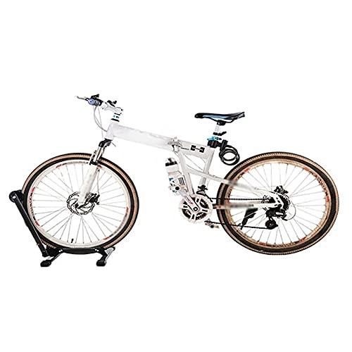XYZCUP Soporte para Bicicletas, Plegable Portátil Soporte Bicicletas, Robusto Y Duradero Firme Soporte para Bicicletas Adecuado para Una Variedad De Bicicletas