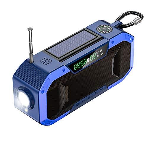 WSHA Radio AM/FM d'urgence à manivelle, radios...