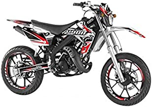 Satz Deko Motorrad Fox MX Abziehbild Satz Rieju Mrt Profi