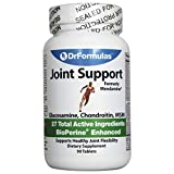 Mendamine 25 Ingredient Joint Supplement with Glucosamine, Chondroitin, MSM, Boswellia Serrata, Fish...