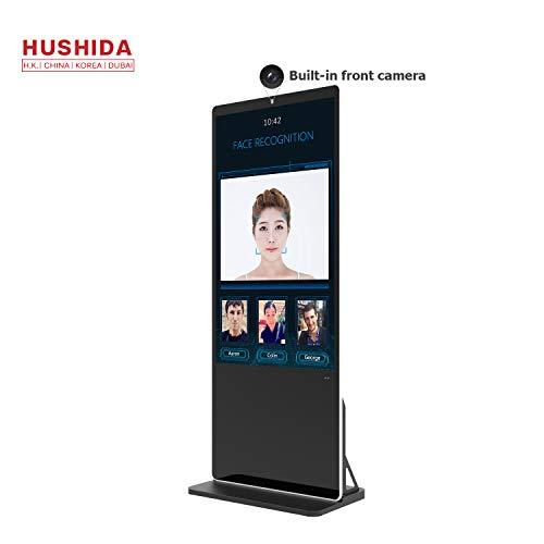 Cheap HUSHIDA 55inch Super Thin Digital Signage Capacitive Touchscreen Kiosk with Camera, 1080p Full...