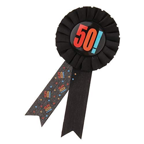 30 joyMerit 30 40 50 60 Cumplea/ños Insignia Roseta Premio Cinta Broche