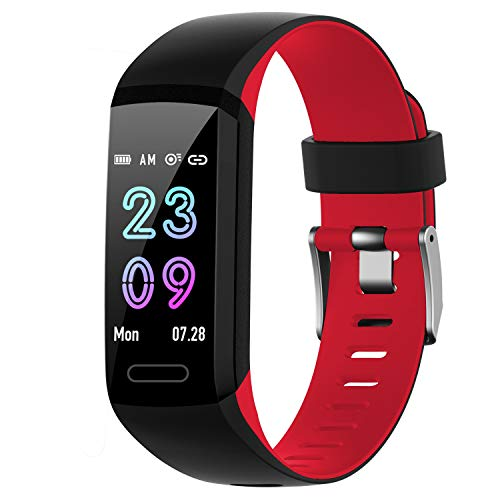 Fitness Tracker, Activity Tracker with Heart Rate & Blood Pressure & Sleep Monitor,IP67...