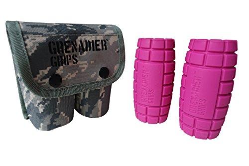 Grenadier Grips – Puños Únicos de...