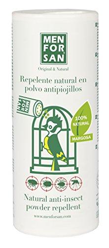MENFORSAN  Repelente Natural en Polvo Antipiojillos con Marg