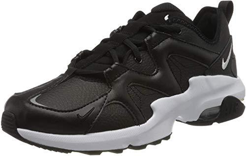 Nike Herren Air Max Graviton Lea Sneaker, Schwarz/Weiss, 44.5 EU