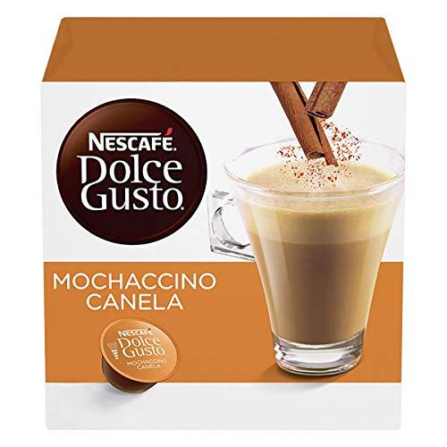 Nescafé Dolce Gusto Mochacinno Canela 10 Capsulas 172g