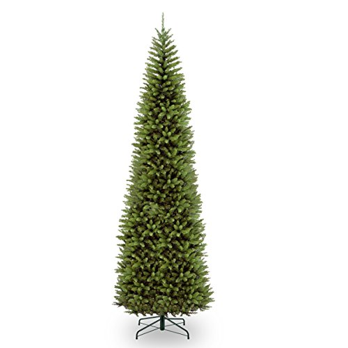 National Tree Company Artificial Christmas Tree   Includes Stand   Kingswood Fir Slim - 12 ft