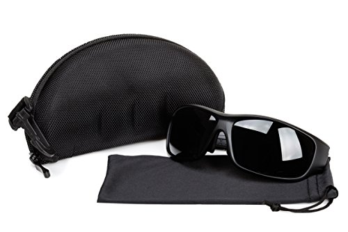 Insight Safety Welding Glasses (Shade 12) - Case + Microfiber Bag Included