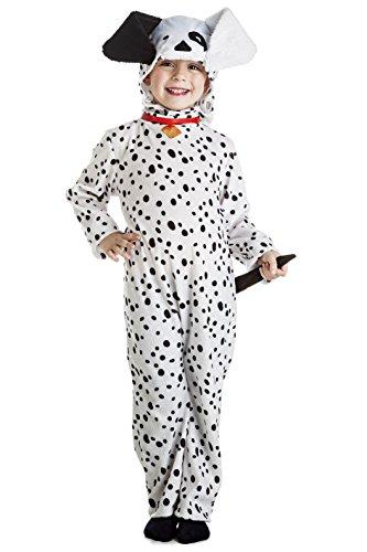 Disfraz de Dalmata Infantil (7-9 años)