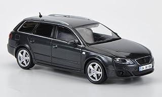 Seat Exeo ST, met. grau, Modellauto, Fertigmodell, Seat 1:43