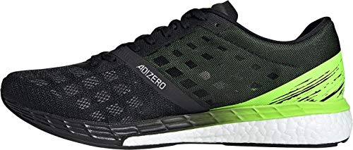 adidas Adizero Boston 9 m, Zapatillas para Hombre, NEGBÁS/NEGBÁS/VERSEN