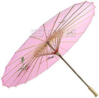 Paraguas chino japonés Art Deco Parasol Parasol pintado