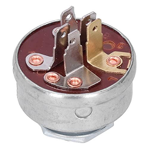 Interruptor de encendido para cortacésped, interruptor de arranque de 24 V, conductividad...