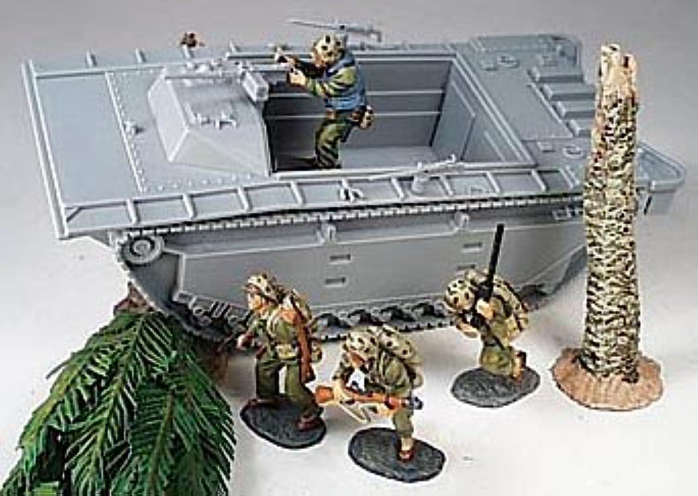 54mm Amtrac Tank BMC 54mm BMC