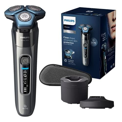 Philips Shaver Series 7000 Wet & Dry S7788/55 Afeitadora eléctrica para uso en seco y húmedo para hombres