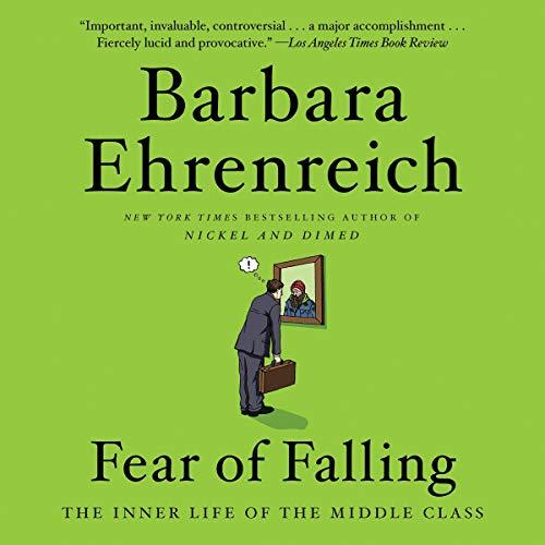 Page de couverture de Fear of Falling