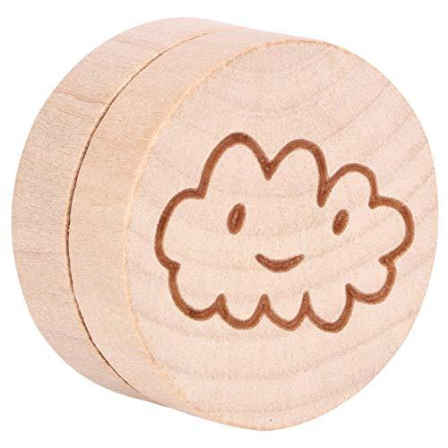 Aimant de réfrigérateur, ouvre-bière Pratique, Bois décorer Un Cadeau pour la Maison pour Les Enfants(Cloud Smile + Cloud Thunder)