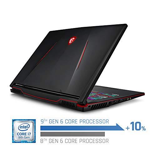 Compare MSI GL73 9SDK-219 (GL73 9SDK-219) vs other laptops